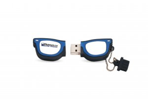 8GB Glasses Shaped USB